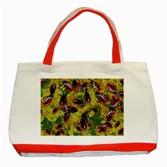 Cockroaches Classic Tote Bag (Red)