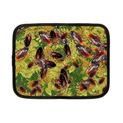 Cockroaches Netbook Case (small)