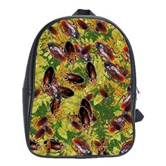 Cockroaches School Bags(Large)