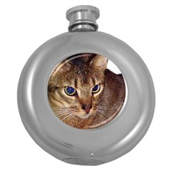 Abyssinian 2 Round Hip Flask (5 oz)
