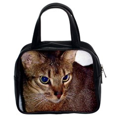 Abyssinian 2 Classic Handbags (2 Sides)