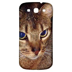 Abyssinian 2 Samsung Galaxy S3 S III Classic Hardshell Back Case