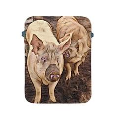 Happy Pigs Apple iPad 2/3/4 Protective Soft Cases