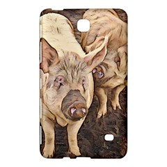 Happy Pigs Samsung Galaxy Tab 4 (8 ) Hardshell Case
