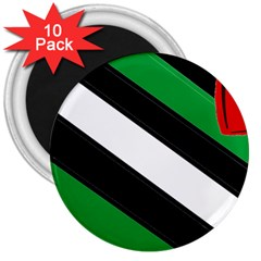 Boi 3  Magnets (10 pack)