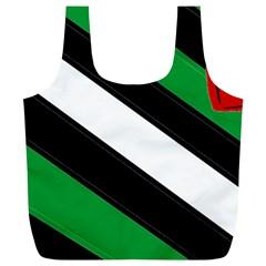 Boi Full Print Recycle Bags (L)