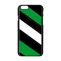 Boi Apple iPhone 6/6S Black Enamel Case