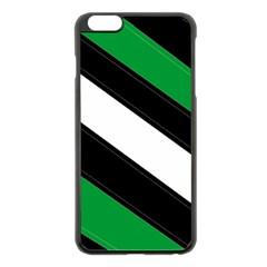 Boi Apple iPhone 6 Plus/6S Plus Black Enamel Case