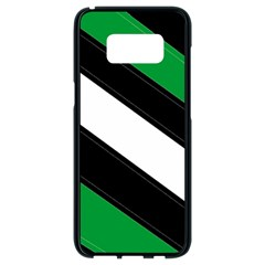 Boi Samsung Galaxy S8 Black Seamless Case