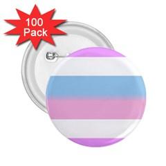 Bigender 2.25  Buttons (100 pack)