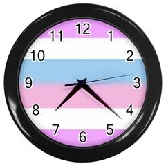 Bigender Wall Clocks (Black)