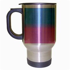 Bigender Travel Mug (Silver Gray)