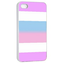 Bigender Apple iPhone 4/4s Seamless Case (White)
