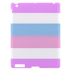 Bigender Apple iPad 3/4 Hardshell Case