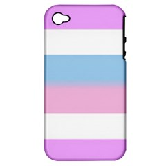 Bigender Apple iPhone 4/4S Hardshell Case (PC+Silicone)
