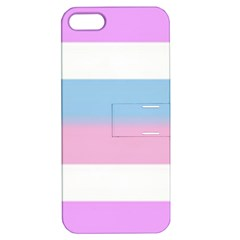 Bigender Apple iPhone 5 Hardshell Case with Stand