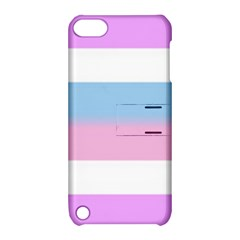 Bigender Apple iPod Touch 5 Hardshell Case with Stand