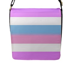 Bigender Flap Messenger Bag (L)