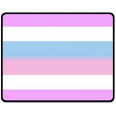 Bigender Double Sided Fleece Blanket (Medium)