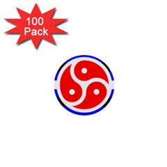 Bdsm Rights 1  Mini Buttons (100 pack)