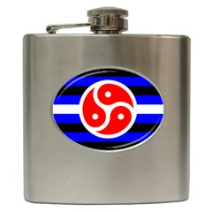 Bdsm Rights Hip Flask (6 oz)