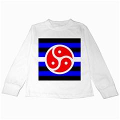 Bdsm Rights Kids Long Sleeve T-Shirts