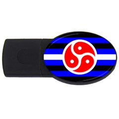 Bdsm Rights USB Flash Drive Oval (4 GB)