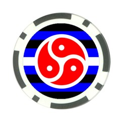 Bdsm Rights Poker Chip Card Guard