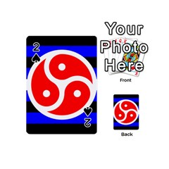 Bdsm Rights Playing Cards 54 (Mini)