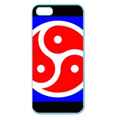 Bdsm Rights Apple Seamless iPhone 5 Case (Color)