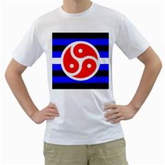 Bdsm Rights Men s T-Shirt (White)