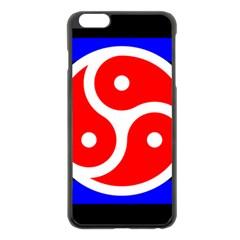 Bdsm Rights Apple iPhone 6 Plus/6S Plus Black Enamel Case