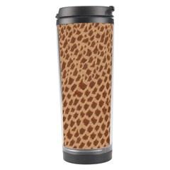 Giraffe pattern animal print  Travel Tumbler