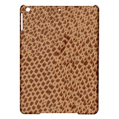 Giraffe pattern animal print  iPad Air Hardshell Cases