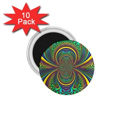 Hot Hot Summer B 1.75  Magnets (10 pack)