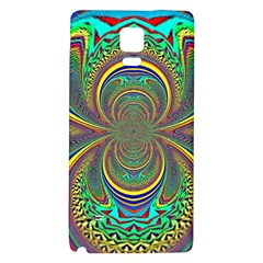 Hot Hot Summer B Galaxy Note 4 Back Case