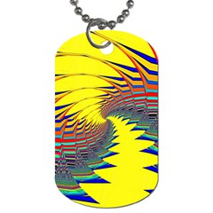 Hot Hot Summer C Dog Tag (One Side)