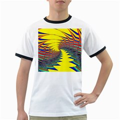 Hot Hot Summer C Ringer T-Shirts