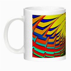 Hot Hot Summer C Night Luminous Mugs