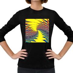 Hot Hot Summer C Women s Long Sleeve Dark T-Shirts