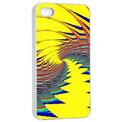 Hot Hot Summer C Apple iPhone 4/4s Seamless Case (White)