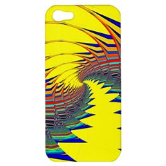 Hot Hot Summer C Apple iPhone 5 Hardshell Case