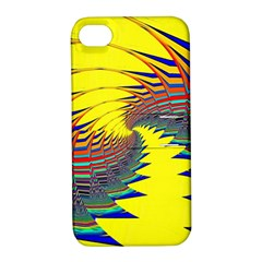 Hot Hot Summer C Apple iPhone 4/4S Hardshell Case with Stand