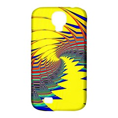 Hot Hot Summer C Samsung Galaxy S4 Classic Hardshell Case (PC+Silicone)