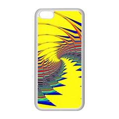 Hot Hot Summer C Apple iPhone 5C Seamless Case (White)