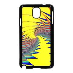 Hot Hot Summer C Samsung Galaxy Note 3 Neo Hardshell Case (Black)
