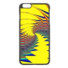 Hot Hot Summer C Apple iPhone 6 Plus/6S Plus Black Enamel Case