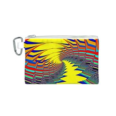 Hot Hot Summer C Canvas Cosmetic Bag (S)