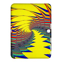 Hot Hot Summer C Samsung Galaxy Tab 4 (10.1 ) Hardshell Case