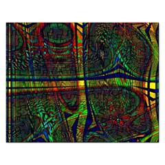 Hot Hot Summer D Rectangular Jigsaw Puzzl